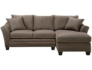 Dillon 2-Piece Right-Arm Facing Chaise Sectional, Mineral, , large