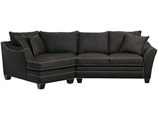 Dillon 2-Piece Left-Arm Facing Cuddler Sectional, Slate, , large