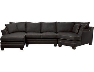 Dillon 3-Piece Right-Arm Facing Cuddler Sectional, Slate, , large