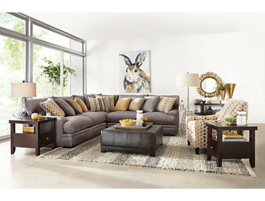 Sonata 3 Piece Sectional, , large