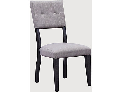 Kenton Upholstered Side Chair, , large