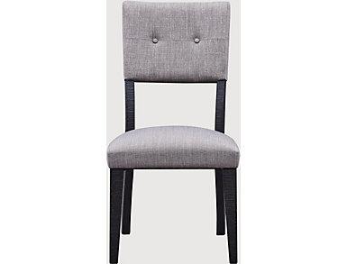 Kenton Upholstered Side Chair, , large