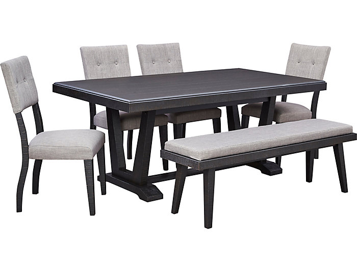Art Van Dining Room Tables: Kenton Dining Table