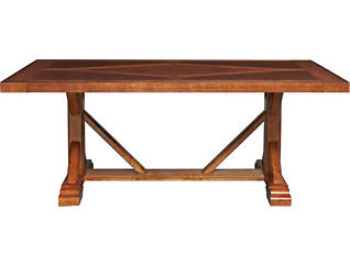 Dakota Ridge Trestle Table, , large