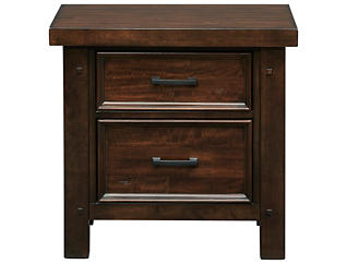 Sonoma 2 Drawer Nightstand Yth, , large