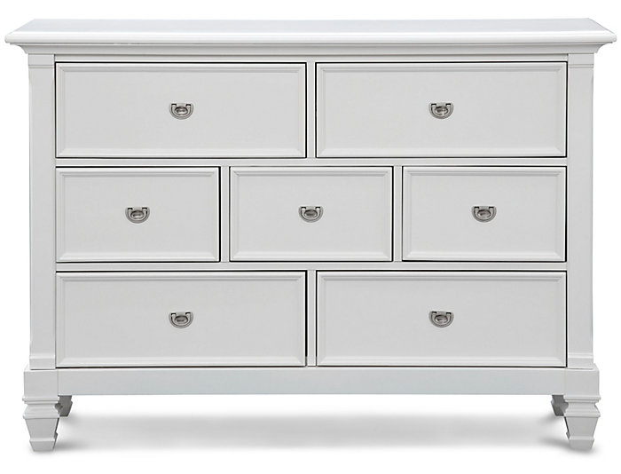 7 Drawer Dresser, , large