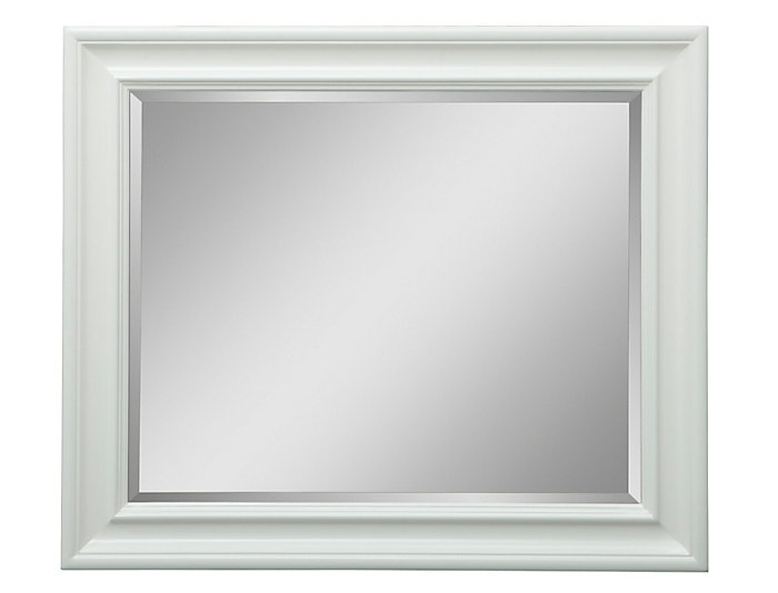 Breeze White Mirror, , large