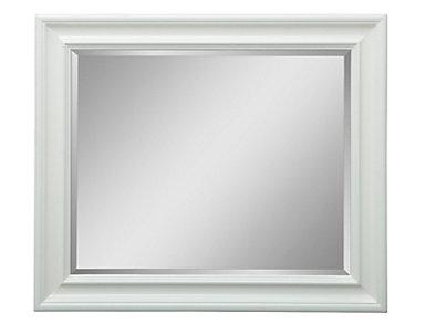 Breeze White Mirror, , large
