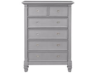 5 Drawer Chest, , large