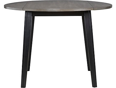 Choices Drop Leaf Table Grey, , large