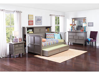 Breeze Grey Daybed, , large