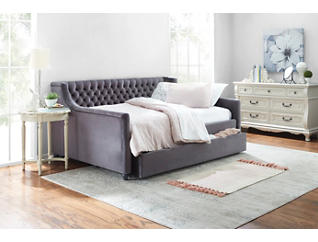 Charbon Daybed with Trundle, , large