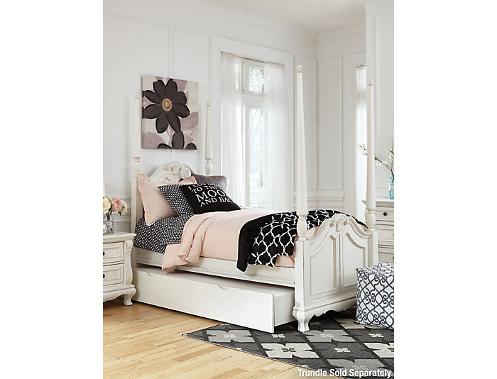 Chateau Monaco Full Poster Bed, , large