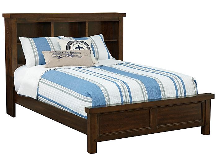Sonoma Full Bookcase Bed, , large