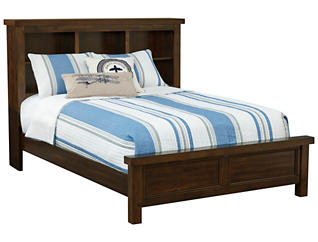 Sonoma Full Bookcase Bed, , large