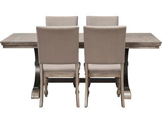 Estate 5pc Dining Set, , large