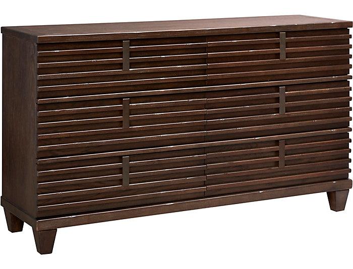 Ridgewood 6 Drawer Dresser, , large