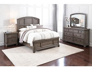 Richmond Queen Panel Bed, , large