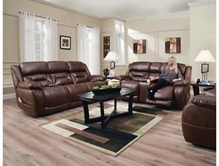 Enterprise Power Sofa, , large
