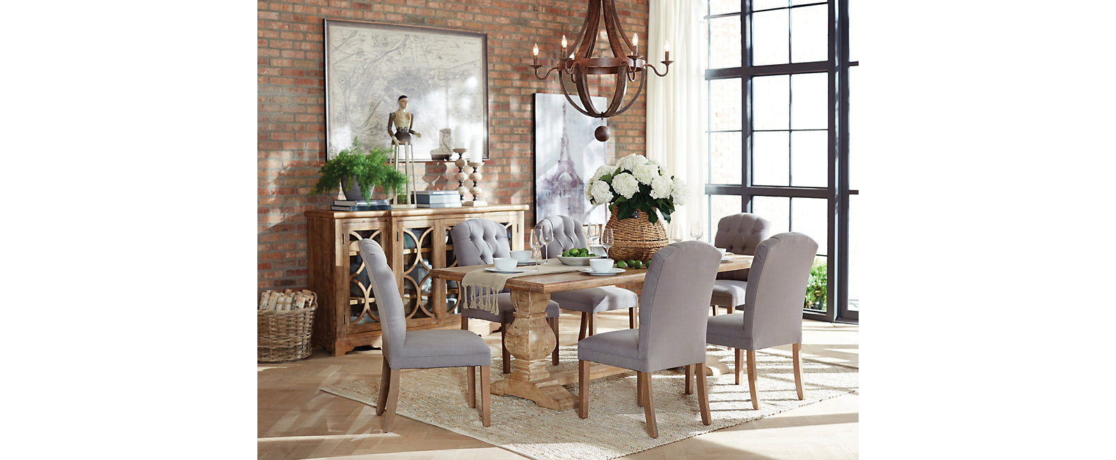 Ordinaire San Rafael Dining Collection, , Large