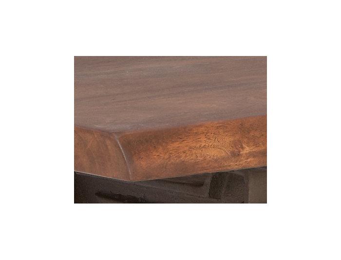 Natural Loft Dining Bench, , large
