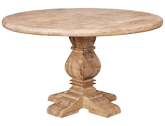 """54"""" Round San Rafael Table, , large"""
