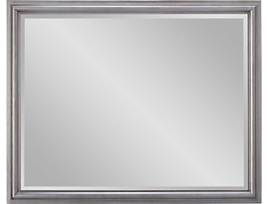 Orleans Grey Mirror, , large