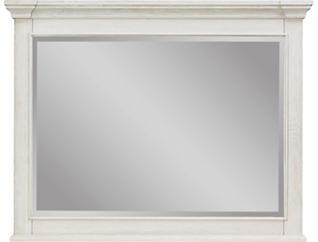 Lakeshore White Mirror, , large