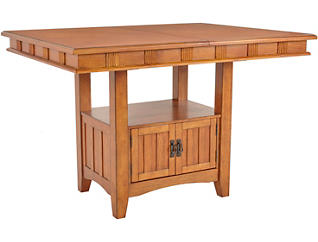 Oak Park Gathering Table, , large