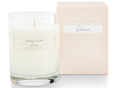 Magnolia Home Bloom 9oz Candle, , large