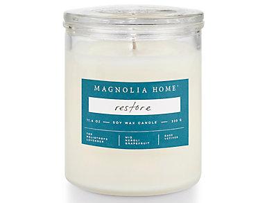 Magnolia Home Restore Jar 11oz, , large