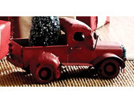 shop Vintage Farm Truck w/Tree