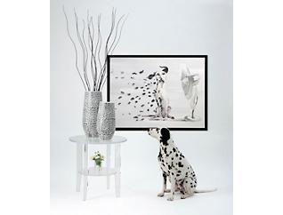 Pongo Spots Oil Painting, , large