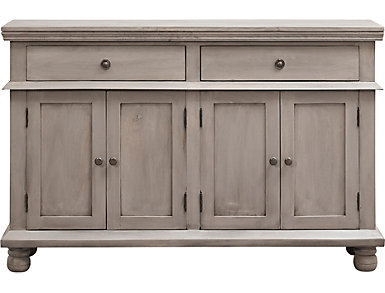 Hunter Large Buffet-Dark Grey, , large