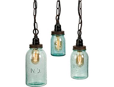 Lexington Jar Pendant Lights, , large