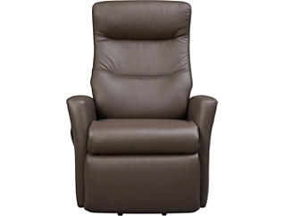Lord Leather Lift Chair, , large