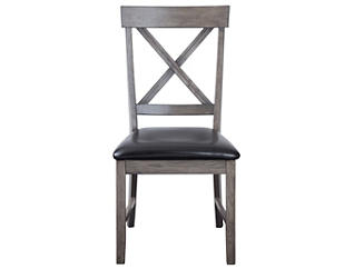 Family Dining  X Back S/Chair, , large