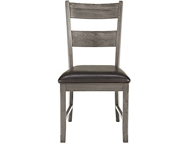 Family Dining Ladder Back Side Chair, , large