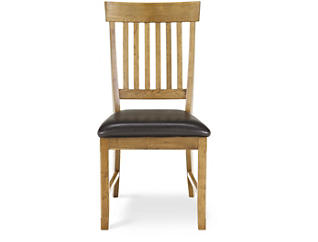Family Dining Slat Back Chair, , large