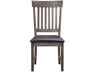 Family Dine Slat Back S/Chair, , large