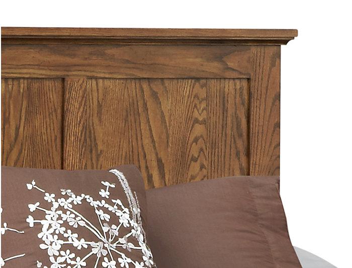 Oak Park King Storage Bed, , large