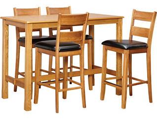 """42"""" Pub Table 4 Ladder Stools, , large"""