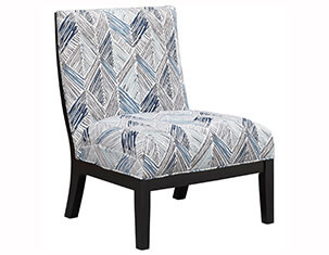 By Cindy Crawford. Illusions II Accent Chair