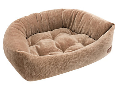 Napper Camel X-Large Pet Bed, Beige, , large