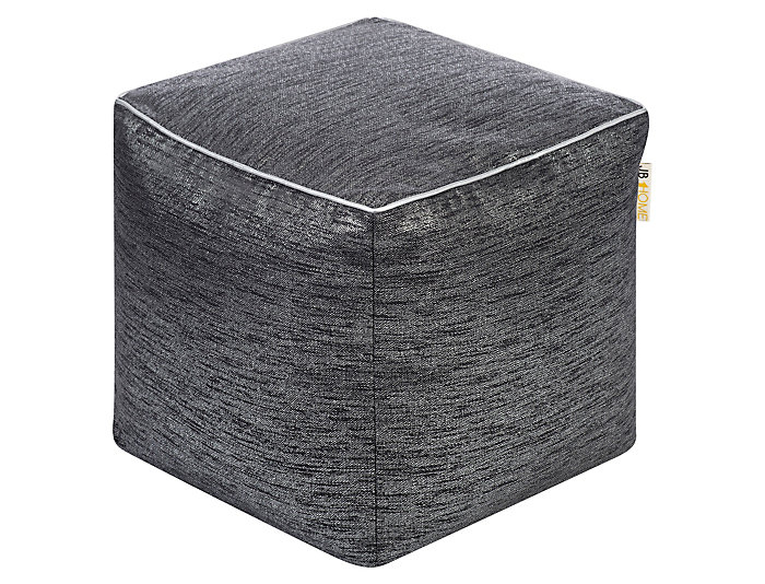 Glitz Cotton Pouf, , large