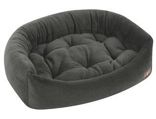 Napper Granite Large Pet Bed, Grey, , large
