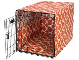 Medium Spice Crate Pet Cover, Orange, , large