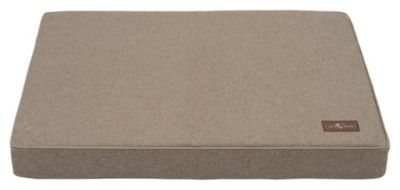 Memory Foam Medium Pet Bed, Brown, swatch
