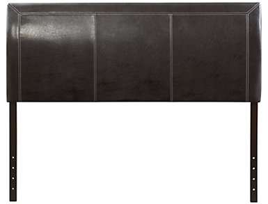 Florence Queen Headboard, Brown, , large