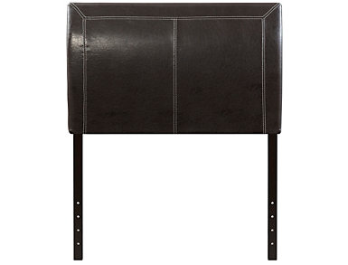 Florence Twin Headboard, Brown, , large